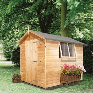 Garden Sheds Uk apex garden sheds @ factory direct sheds - uk